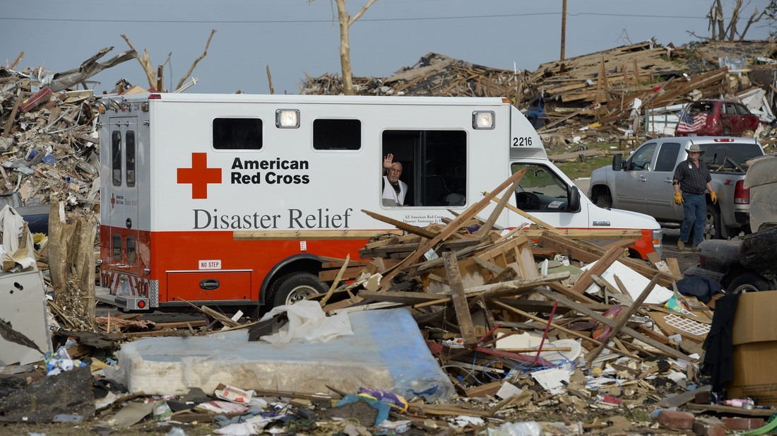 International Natural Disaster Relief Organizations
